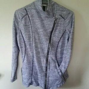 Zenergy chico's zip up jacket
